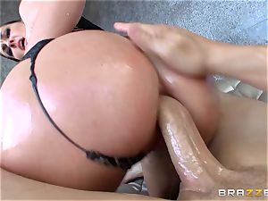 booty nailing Brittany Shae is smacked and ass banged