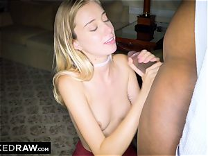 BLACKEDRAW NYC nubile fucks The largest big black cock in The World