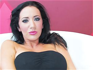 super fabulous Jayden Jaymes teases and drains