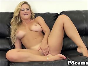 Cherie Deville pounded with bbc on webcam flash