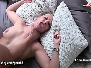 Lara Cumkitten is the wildest little German slit you have ever seen