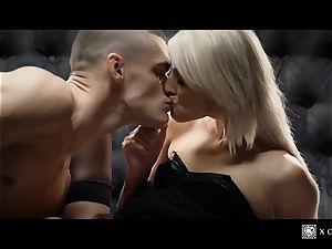 xCHIMERA - erotic motel room pulverize with towheaded Katy Rose