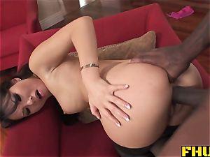 Fhuta immense ebony knob splits tight chinese