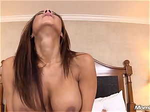 super-fucking-hot Latina amateur mummy very first timer