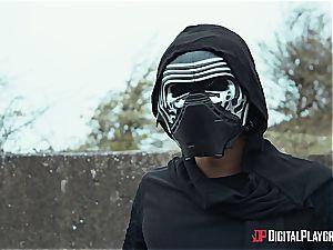 The last Jedi bangs the dark side