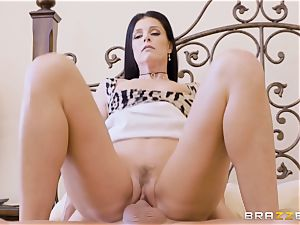 mummy India Summers messes with her hung daughters beau