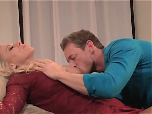 Neighbors wifey pt5 Katie Morgan rammed with chisel