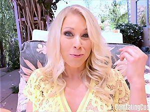 Katie Morgan scorching wife vulva