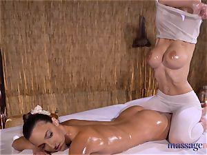 massage apartments stellar dark haired Amirah Adara