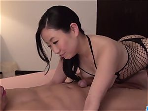 Top nurse, Shino Izumi, awesome orgy with a patient - More at JavHD.net