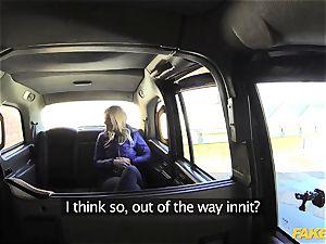 fake taxi ash-blonde gets backseat discount
