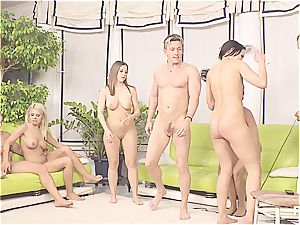nasty musical chairs hookup game part five