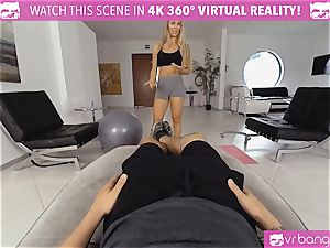 VR PORN-Nicole Aniston Gets smashed rigid and sucks