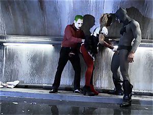 Suicide team parody Sn five Kleio Valentien slobber roasted