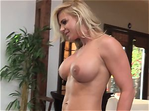 A little help from my pals part trio Maya Kendrick and Phoenix Marie