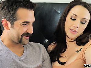 Spizoo - see Chanel Preston sucking and boinking