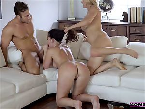 Brittany Shae - My mom's new lover wants to poke me