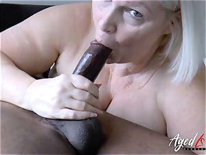 AgedLovE Lacey Starr xxx interracial boink