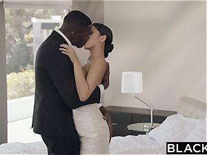 BLACKED handsome Model Sophia Leone Gets first big black cock