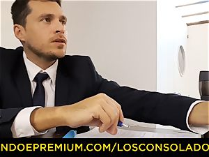 LOS CONSOLADORES - red-hot casting with Hungarian Sicilia