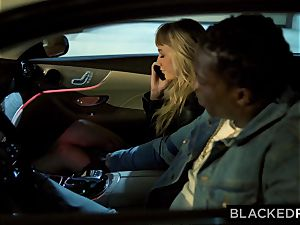 BLACKEDRAW Ivy Wolfe Gets big black cock In Every Corner Of The City