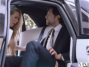 VIXEN Nicole Aniston Surprises Her beau With super hot hookup