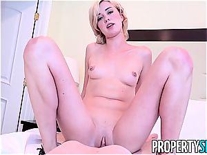 PropertySex Handyman Cheats On His girl With Haley Reed
