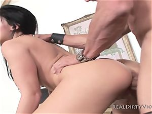 magnificent european Aletta Ocean Gets pulverized Out Tommy gonzo